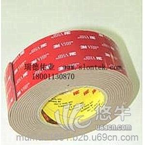 供应3M双面胶带北京3M4991泡棉胶带