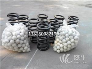 供应共成设备橡胶球弹力球橡胶垫