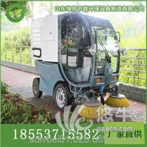 供应电动环保清扫车电动驾驶式扫地机扫路清扫车小区工厂扫路车