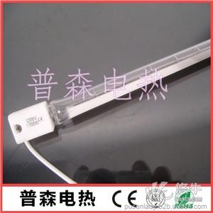 批发烘箱专用半镀白发热管喷绘机加热管管道烘干电热管