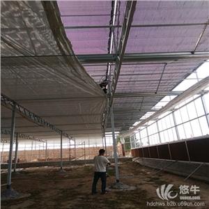 供应温室大棚内遮阳系统遮阳骨架温室