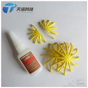 供应耐热特级强力胶N420手工diy皮具皮革专用胶水20g