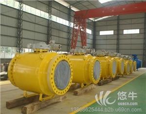 供应厂家直销涡轮传动天然气法兰球阀天然气专用球阀锻钢阀门