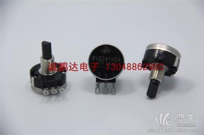 TOCOS高寿命电位器RVQ24YN0420SB502大陆代理商