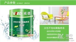 供应威德,水性纳米金属防锈漆(低碳、环保)