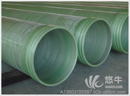 新乡众信生产直销玻璃钢夹砂管道、玻璃钢耐酸碱夹砂管