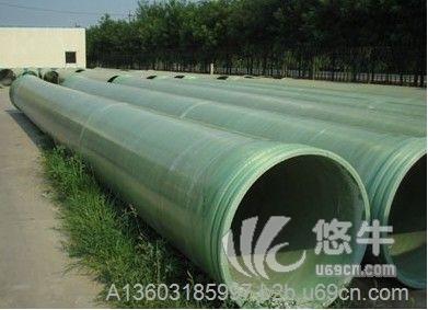冀县众信生产玻璃钢工艺管、玻璃钢夹砂管、玻璃钢喷淋管