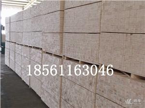 供应重型机械包装专用的优质单板层积材LVL木方—山东德州专供