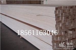 提供任意尺寸包装级单板层积材LVL