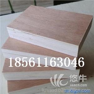 包装用杨木LVL捆包材LVL顺向多层板