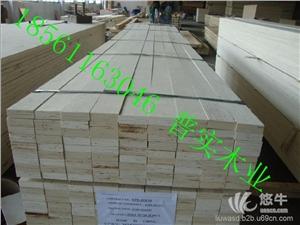 山东出口木托盘用免熏蒸木板条,顺向层积材木方,