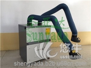 双鸭山净化电焊机烟尘/滤筒过滤器/焊接除尘机