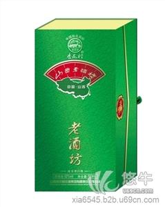 供应山东礼品盒厂家,白酒精裱盒,大型酒盒厂