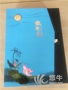 供应高档茶叶精裱盒,精美茶叶木盒包装