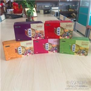 供应精致食品铁盒包装马口铁阿胶糕包装盒厂家定做