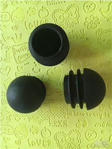 供应弹头塞半圆管塞头管塞半球塞球形塞圆头蘑菇头管塞镀锌管塞弹头塞
