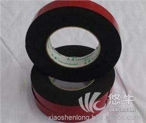 供应茗超8484红膜黑色泡棉胶带