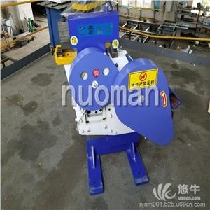 供应厂家直销角钢法兰冲孔机角钢剪切机价格