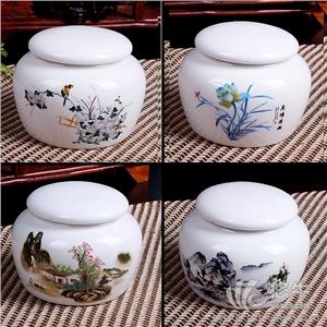 茶叶罐金属罐 产品汇 供应陶瓷茶叶罐定制厂家、茶叶罐价格