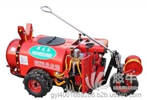 供应小型打药机果树喷雾机自走式风送打药机