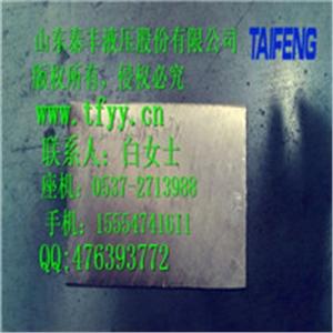 供应泰丰TLFA016WE系列带电磁阀安装面的控制盖板