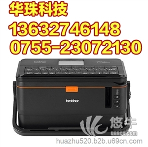 供应兄弟brotherPT-E850TKW标签打印机&套管机