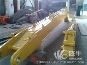 供应挖掘机两段式加长臂生产厂家