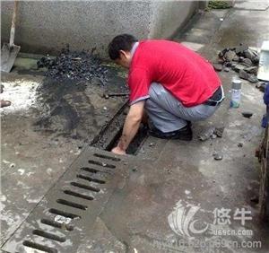 承接各小区居民家庭管道疏通;如:水池