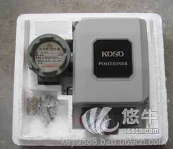日本KOSO阀门定位器EPA814EPA824