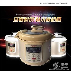 厂家正品双喜电高压力锅全自动电压力锅微电脑智能电饭煲