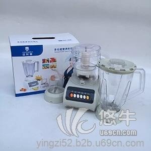 水果榨汁机家用电动豆浆机多功能果汁机搅拌机料理机厂家现货