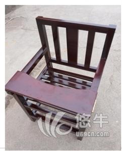 供应审问椅,木质审讯椅,木质犯人栏