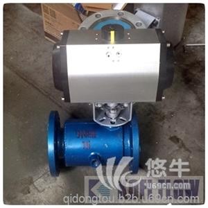 供应BQ641PPL一体式气动保温球阀