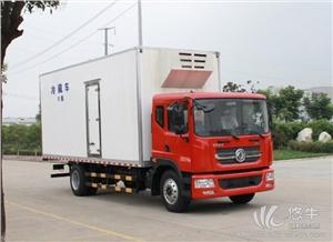 供应国五冷藏车|东风多利卡蓝牌冷藏车|容积12立方
