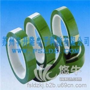 绿色硅胶自粘带耐腐蚀高温胶带硅胶绿色胶带