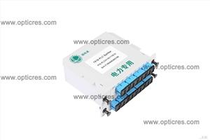 供应PLC光分路器多通道耦合器