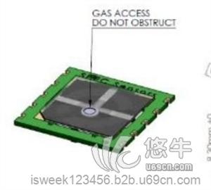 美国SPEC一氧化碳CO传感器贴片小体积3SP_CO_1000