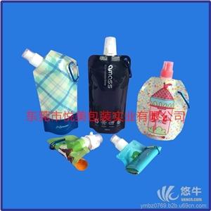 供应吸嘴袋厂家可折叠各类吸嘴袋定制CPP镀铝袋