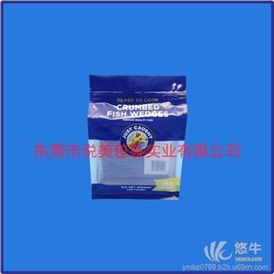 供应八边封袋厂家通用食品包装袋PET印刷复合袋