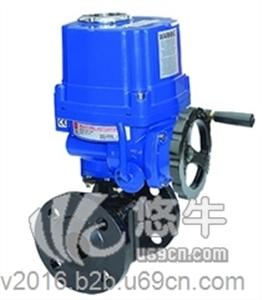 供应ZRJQ智能型电动球阀上海