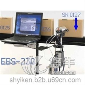 供应上海在线德国EBS230大字符喷码机