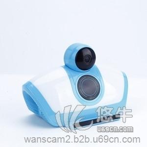 供应HW0033蓝牙音响看家网络摄像机