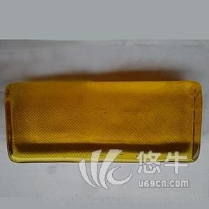 金黄色透明宝石玻璃料