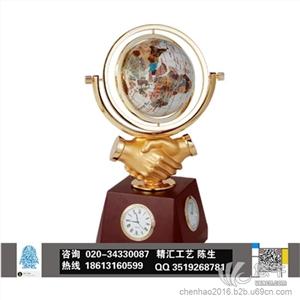供应公司伙伴纪念品地球仪摆件礼品制作送客户礼品制作