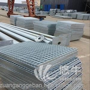供应山西镀锌钢格板钢格栅板价格