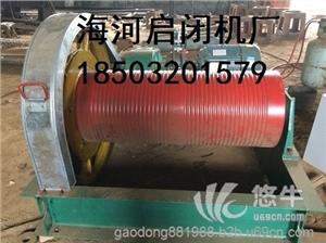 供应韶山QPQ2*12.5T手电两用卷扬机