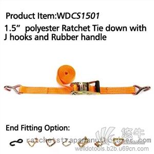 "供��WDCS15011.5""聚酯拉�o�cJ�煦^和橡�z手柄"