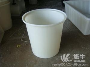 供应厂家直销100L的塑料圆桶、PE水桶