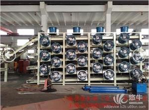 供应网带式橡胶胶片冷片机橡胶胶片风冷式冷片机