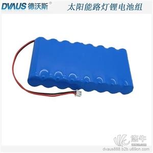 LED灯 产品汇 供应12V8000mAh太阳能路灯锂电池一体化太阳能锂电池组LED灯大功率